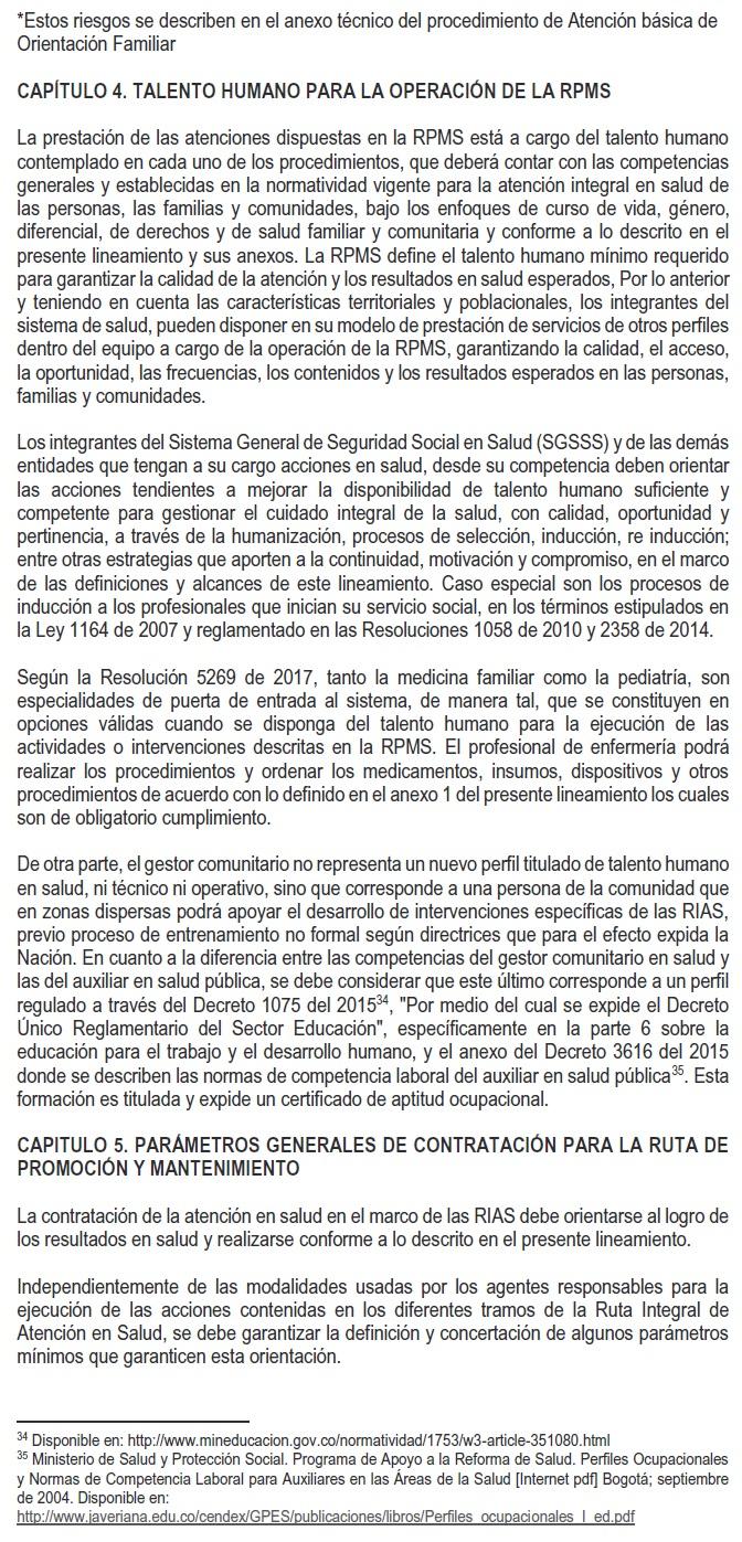 Resolución 3280 de agosto 2 de 2018 i71