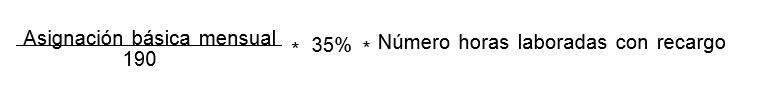 fórmula qw
