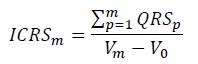 Resolución cra 86 de 2018 Ecuación 6