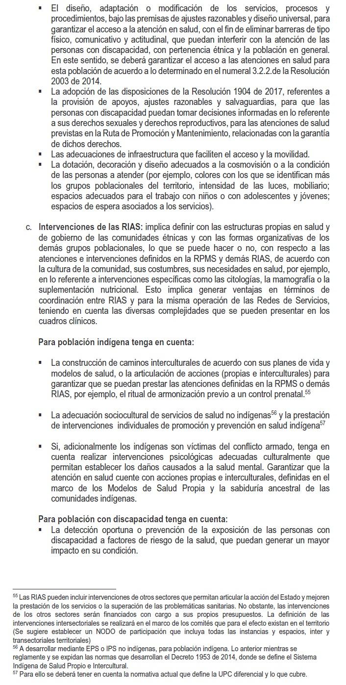 Resolución 3280 de agosto 2 de 2018 i89