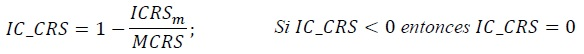 Resolución cra 86 de 2018 Ecuación 5