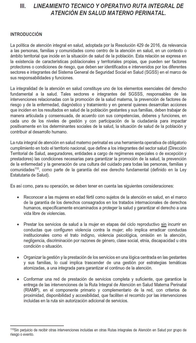 Resolución 3280 de agosto 2 de 2018 i212