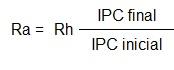 Ra = Rh IPC